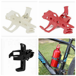 CyCling bottle Cages online shopping - Bike Water Bottle Holder Bicycle Water Bottle Cage Cycling Bottle Holder Bike Cup Drink Holder for Bicycle Accessories LJJZ191
