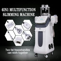body fat remover NZ - 2020 New Cryolipolysis Vacuum Fat Freezing Machine 2 Cryo Handle Body Slimming Machine Cool Sculpting Machine For Sale