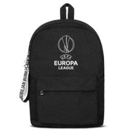 $enCountryForm.capitalKeyWord Australia - UEFA Europa League white Free Shipping Women Men Canvas School Student Lightweight Travel Backpack Printing Backpack Desig