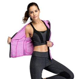 Venta al por mayor de 2019 nueva ropa deportiva para mujer traje de yoga ropa de yoga traje de tres piezas Delgado transpirable que absorbe el sudor de manga larga pantalones pantalones
