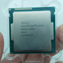 $enCountryForm.capitalKeyWord Australia - Intel Core i5-4670S i5 4670S 3.1GHz Quad-Core 6M 65W LGA 1150 CPU Processor