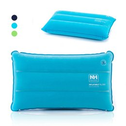 $enCountryForm.capitalKeyWord NZ - Wholesale- 1pc Automatic Inflatable Air Cushion Pillow Portable indoor home Outdoor Travel Popular Neck air Cushions s2