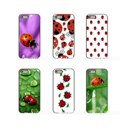 $enCountryForm.capitalKeyWord Australia - Lady bug Ladybug ladybird Pattern Art Hard Phone Case Cover For Samsung Galaxy Note 3 4 5 8 S2 S3 S4 S5 MINI S6 S7 edge S8 S9 Plus