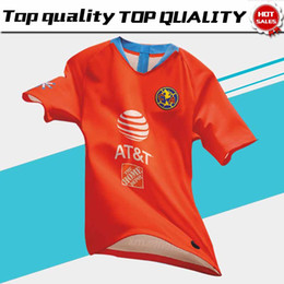 AmericA jerseys sAle online shopping - 2019 Club de Futbol America Third Soccer Jersey Club de Futbol America rd Soccer Shirt Customized Mexico club football uniform Sales