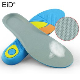 $enCountryForm.capitalKeyWord Australia - EiD Sport Running Silicone Gel Insoles for feet Man Women for shoes sole orthopedic pad Massaging Absorption arch support