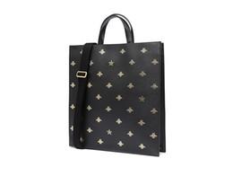 $enCountryForm.capitalKeyWord UK - men's cow leather bee star pattern back bag shopping bag 495444DJ2MT
