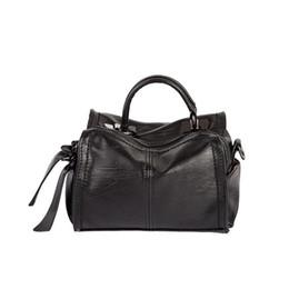 $enCountryForm.capitalKeyWord Australia - Free2019 Winter Bag Hit Color Woman Handbag Single Shoulder Oblique Satchel Concise Soft Leather Package