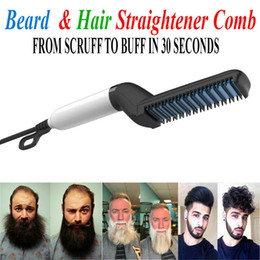 Heated Hair Cap Australia - Multifunctional Hair Comb Curling Curler Show Cap Quick Hair Styler for Men Electric Heating Hairbrush Comb Quick Hair Make
