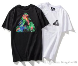 Palace Printing online shopping - 2019 Brands Mens Designer T shirt cotton Fashion Trend PALACES logo Tshirt Top Quality Classic Letter Printing Men Tee Shirts