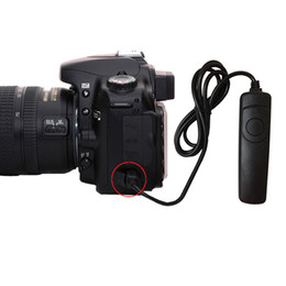 Camera remote shutter release online shopping - For Canon D3 MC DC2 RS N3 RS E3 MC Remote Shutter Release Camera Remote Controller Cable Cord