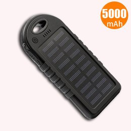 $enCountryForm.capitalKeyWord Australia - Solar Charge Precious Customized Ultrathin Outdoors Waterproof 5000 Milliampere Small Three Defence Solar Energy Packing Move Power Supply