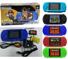 pvp game station UK - PVP (8 Bit) Station Light 3000 (8 Bit) 2.7 LCD Screen Handheld TV Game Player Console Mini Portable Game Box Also Sale PXP3 PAP