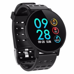 China T3 Fitness Tracker Smart Watch Blood Pressure Heart Rate Monitor Steps Count Call Message Reminder Smartwatch Round Screen cheap count watch suppliers
