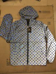 Mens coat xxxl online shopping - HOT Men Women Designer Jacket Coat Sweatshirt Hoodie Long Sleeve Autumn Sports Zipper Brand Windbreaker Mens Clothes Plus Size Hoodie