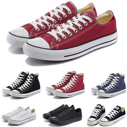 Ladies Canvas Shoes Australia - Unisex canvas casual girls boys shoes high quality canvas ladies men's skateboard fashion outdoor casual shoes