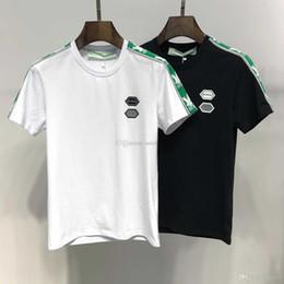 Shirt brandS china online shopping - 2019 SS New Arrival Top Quality Brand Designer Men s Clothing T Shirts Fashion Women Print Tees China Size M XL