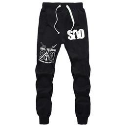 $enCountryForm.capitalKeyWord UK - Students Casual Pants Summer Fashion Sports Breathable Pants Anime Sword Art Online Kirito Print Long