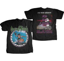 Surf Nicaragua T-shirt Kreativ Sacred Reich T-shirts