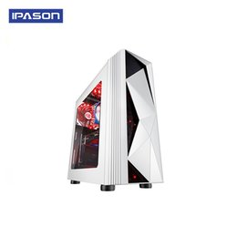 6-Core Intel Gaming PC IPASON P7 Power 8th Gen i7 9700F DDR4 8G 16G RAM GTX1660 6G 1T 120G Windows10 Desktop Computer on Sale
