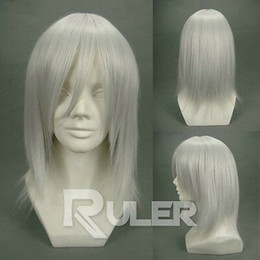 $enCountryForm.capitalKeyWord Australia - Short Anime D.Gray-man Allen Walker Cosplay Wig