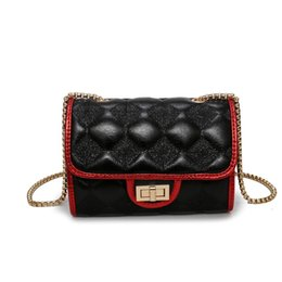 Small black leather coin purSe online shopping - 2019 Luxury Crossbody Bags For Women High Quality PU Leather Famous Brand Handbag Designer Ladies Shoulder Bag tote purse