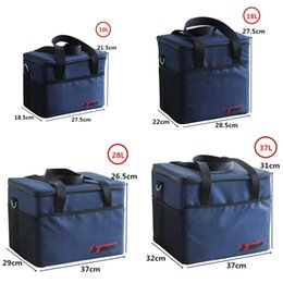 Beer Pack Australia - Extra Large Insulated Cooler Bag Men Thicken Thermal Ice Pack Weekend Picnic Beer Storage Container Refrigerator Pouch Box