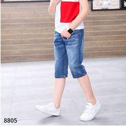 29c326b41f Bow Legged Toddler Australia - Mid Jeans shorts toddler boys sports coustum  soft denim summer beach
