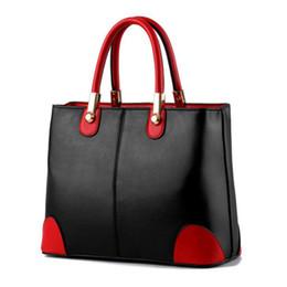 186ca16ddb goood quality Brand 2019 Women Leather Handbags Black White Crossbody Shoulder  Bags For Female Messenger Bag Purses Totes Ladies
