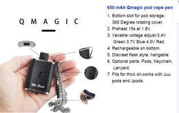 $enCountryForm.capitalKeyWord Australia - newest pod mod vape pen vaporizer electronic cigarette kit battery charger kit with preheat function for mango pods cartridge smoking