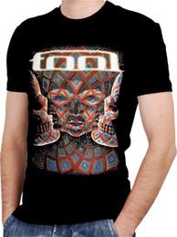 Gradient Tools Australia - TOOL BAND 2 Black T-shirt Men Shirt Rock Band Tee Music Funny free shipping Unisex Casual