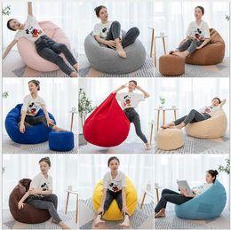 $enCountryForm.capitalKeyWord Australia - Lazy Sofa Bean Bag Fabric Sofa Small Huxing Simple Single Sofas Chair Leisure Fabric Modern Simple Sofa