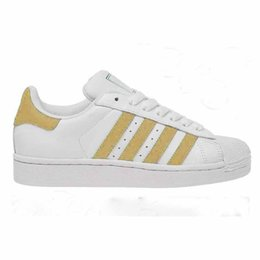 super cheap men shoes 2019 - 2019 Cheap Women Superstar White Hologram Iridescent Junior Pride Sneakers Super Star Speed Trainer Men Casual leather S