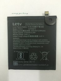 leeco mobile NZ - 3.85V LTH21A 3100mAh For Letv LeEco LeMax2 X822 X829 Le Phone Le MAX 2 5.7inch X821 X820 Mobile Phone Replacement Battery