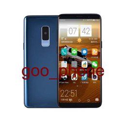 3g Wifi Google Australia - Goophone Fingerprint Unlocked S9 Plus N9 1GB 8GB 16GB Show 4G LTE GPS WIFI Bluetooth 3G WCDMA Android Mobile phone