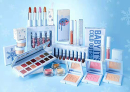 Best Seller Lipstick Australia - TOP SELLER BEST Christmas collection CHILL BABY eyeshadow palette BABY IT'S COLD OUTSIDE Christmas makeup set lipstick set highlighters