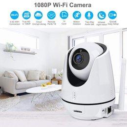 Audio Surveillance Infrared Australia - FREDI 1080P Wireless Home Security IP Camera WiFi 2.0MP Surveillance Camera Two-way Audio Baby Monitor Night Vision CCTV