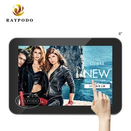 Discount tablets 2gb - Raypodo Wall mount Android 8.1 POE tablet 8