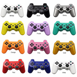 $enCountryForm.capitalKeyWord Canada - For PS3 Playstation 3 2.4GHz Wireless Bluetooth Gamepad Joystick For PS3 Controller Controls Game Gamepad Without Packaging