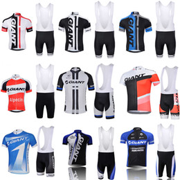 $enCountryForm.capitalKeyWord Australia - Giant Cycling Jersey Pro Team Short Sleeve Bicycle Clothing Bike Sportswear Unisex Breathable Quick Dry Summer Mens Cycling Clothing