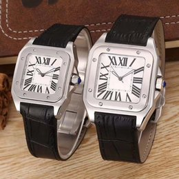 $enCountryForm.capitalKeyWord Australia - top quality Fashion Lovers Watch women Men's quartz Mechanical Sports 40MM 33MM Leather Band block Watch WristWatches