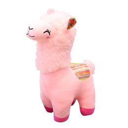 $enCountryForm.capitalKeyWord UK - 45cm Lovely Toys Cartoon Alpaca Plush Doll Toy Fabric Sheep Soft Stuffed Animal Plush Birthday Gift Baby Kid Children pillow