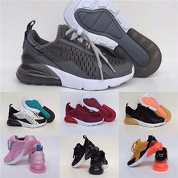 kids shoes size 24 UK - 2020 Flex Run Trainer Children Running Shoes Boy Girl Youth Kid Sport Sneaker Size 24-35 #937