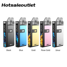 Wholesale gold ratios for sale - Group buy Original Onevape Golden Ratio Pod Starter Kit mAh with ml Refillable Cartridge Replaceable Leakproof Pod Mesh MTL Coil