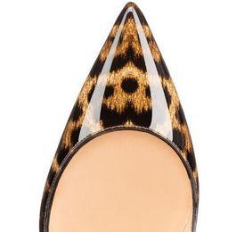 $enCountryForm.capitalKeyWord Canada - Women Pumps New Fashion Leopard Color Red Bottom Pointed Toe High Heel Wedding Shoes Ultra Thin High Heel box and bag