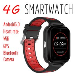 $enCountryForm.capitalKeyWord Australia - Smart Watch Q1pro Android6.0 4G IP67 waterproof watch with SIM Card Camera Bluetooth GPS Wifi Heart Rate Monitor Pedometer