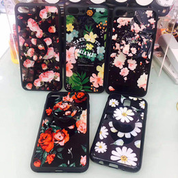 I Phone Holders Australia - Soft TPU Case With Up Holder For i Phone X Xs Max Xr iPhone 6 7 8 Plus Samsung S10 S10e Cover