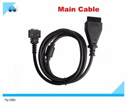 Scan Engine Australia - High Quality Carman scan lite OBD2 cable for Kia Hyundai OEM Carman Main Cable