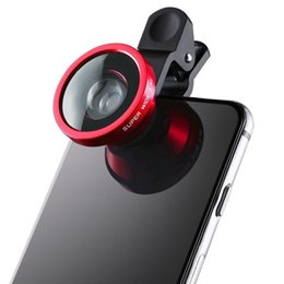 $enCountryForm.capitalKeyWord Australia - Universal Fisheye for Iphone IOS samsung android 0.4× Wide-angle Mobile Phone Camera telescopes zoom Lens Clip High Clear Photograph Camera