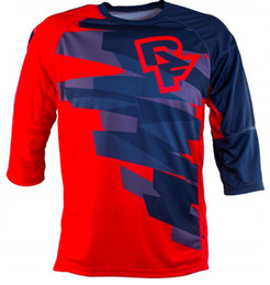 $enCountryForm.capitalKeyWord UK - 19 New Arrival For RACEFACE AM RF Motocross Jerseys bike Cycling Racing Motorcycle Bicycle Motor QUICK-DRY Short Sleeve T-shirt
