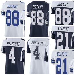 0a3bc45d611 Cowboys 4 Dak Prescott 21 Ezekiel Elliott 88 Dez Bryant Men Women Youth  Vapor Untouchable Color Rush Custom Elite Football Jersey